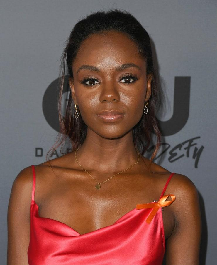 Nackt  Ashleigh Murray Does Riverdale's