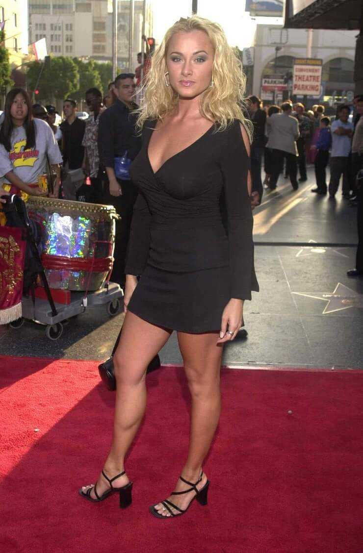 49 Nude Pictures Of Jennifer ODell Demonstrate That She