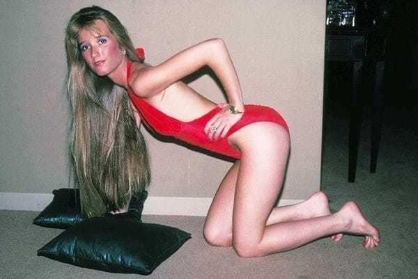 Kim richards naked