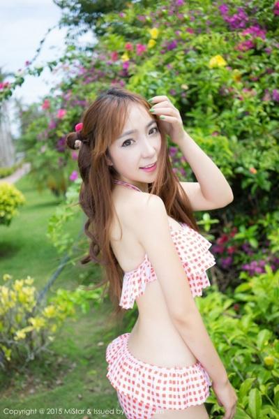 MiStar Vol. 015 Xin Xiao Tu