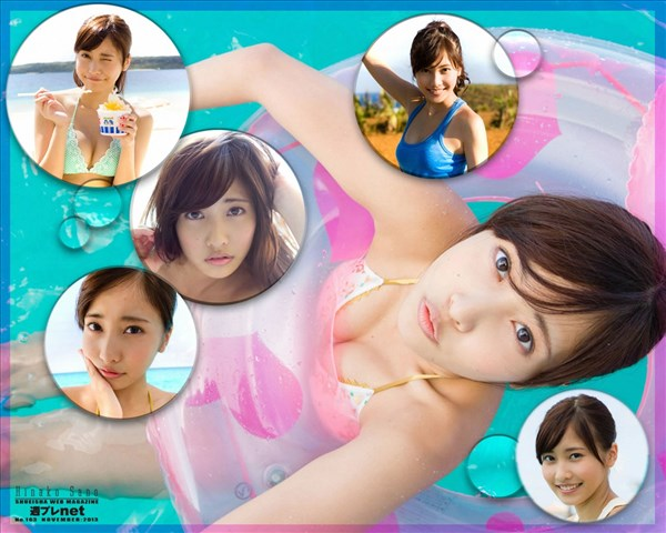 WPB-net Vol. 163 Hinako Sano