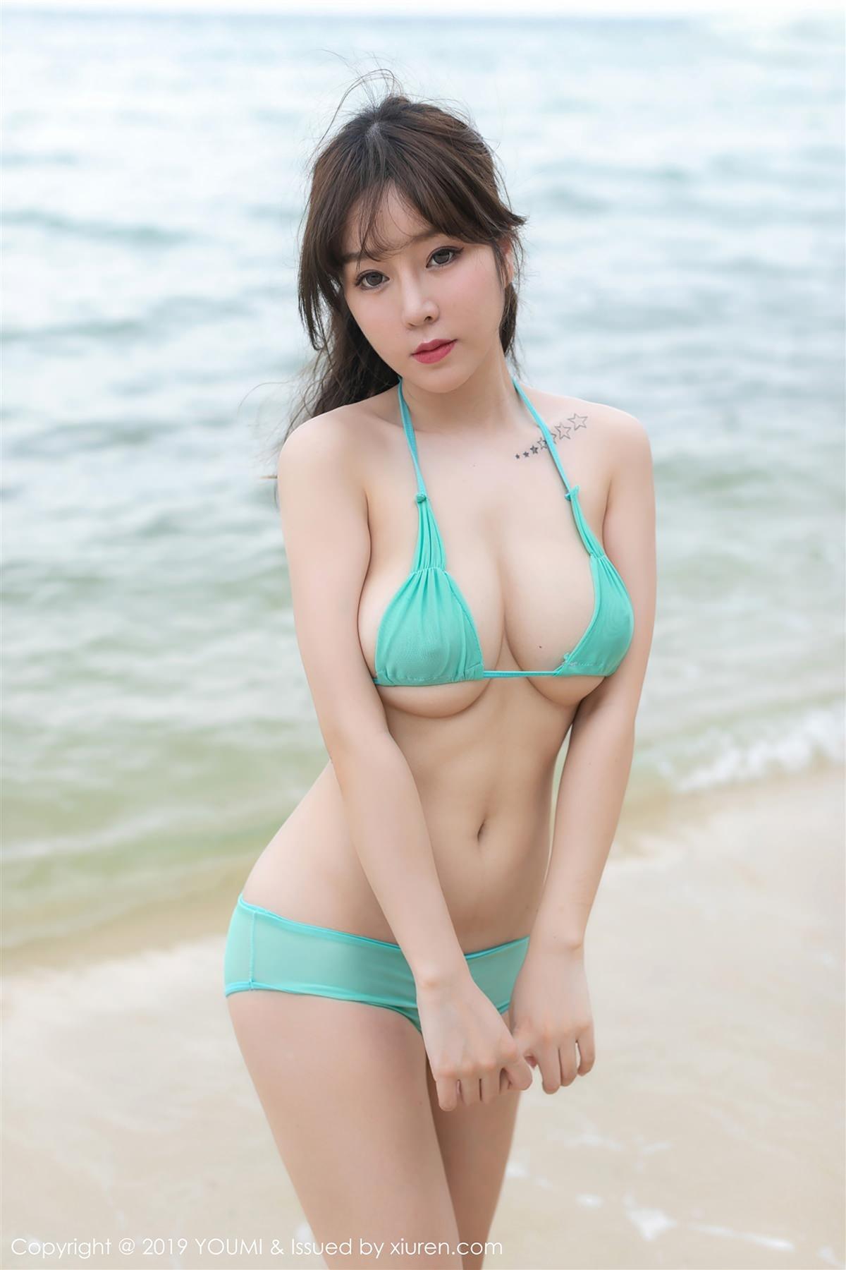 YouMi Vol. 289 Wang Yu Chun