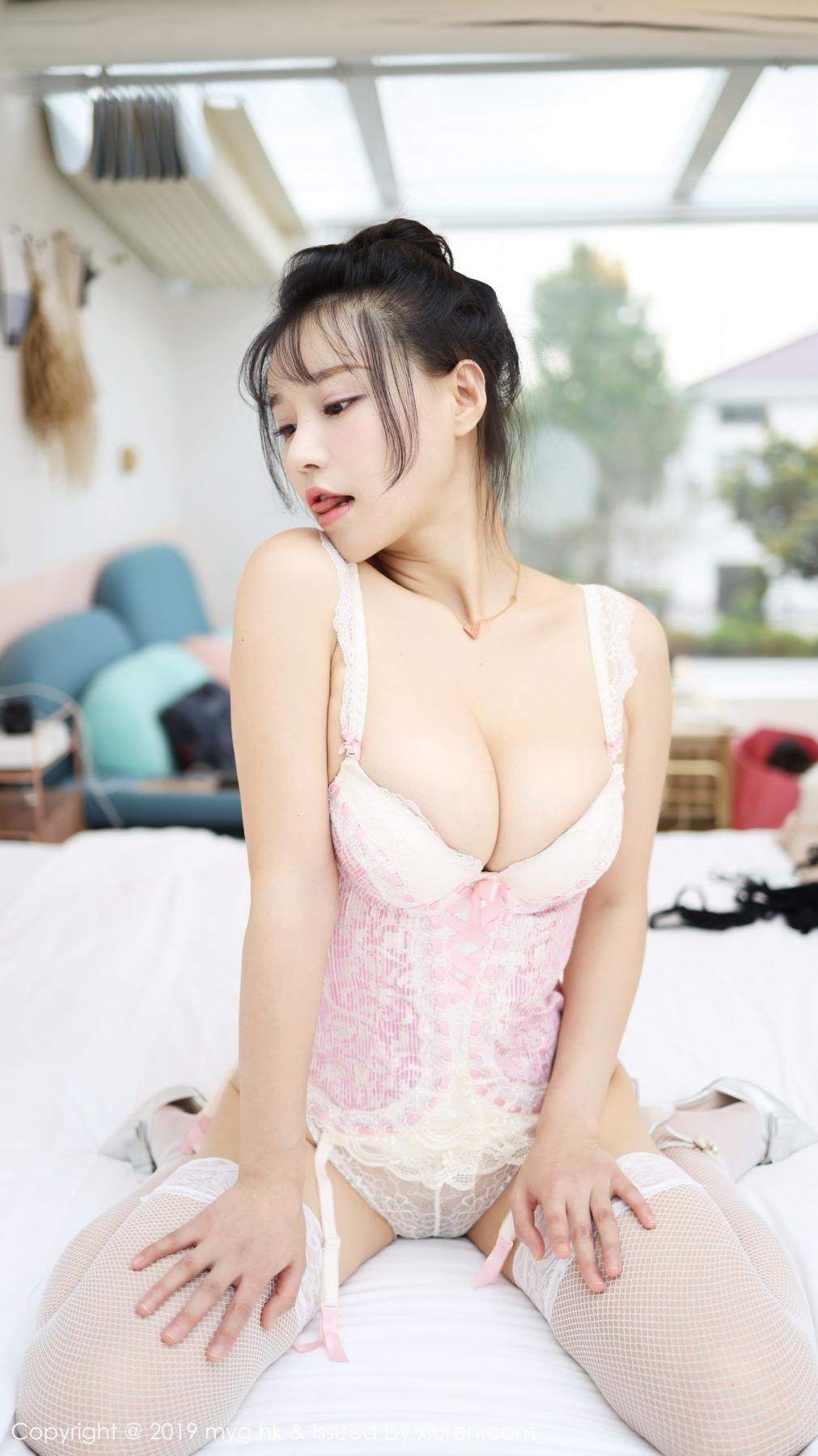 MyGirl Vol. 383 Zhu Ke Er