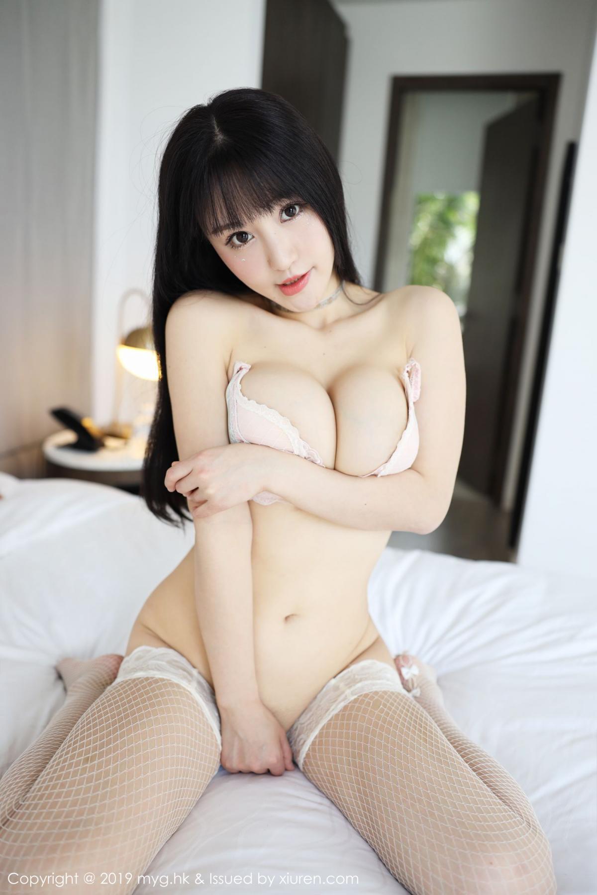 MyGirl Vol. 385 Zhu Ke Er