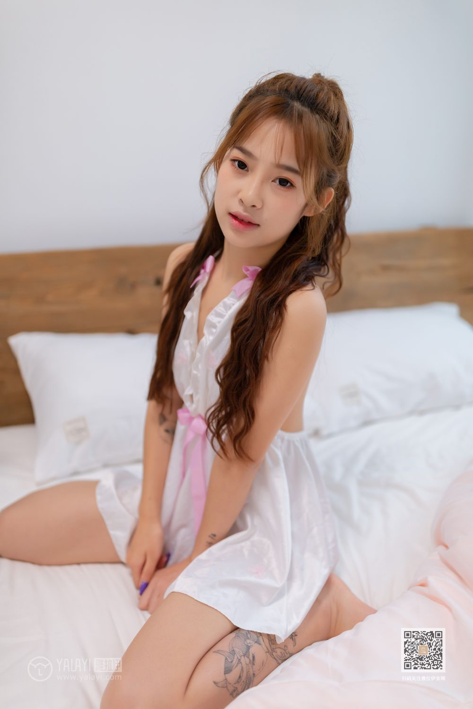"YALAYI Vol. 450 Girl"" s new bathrobe"