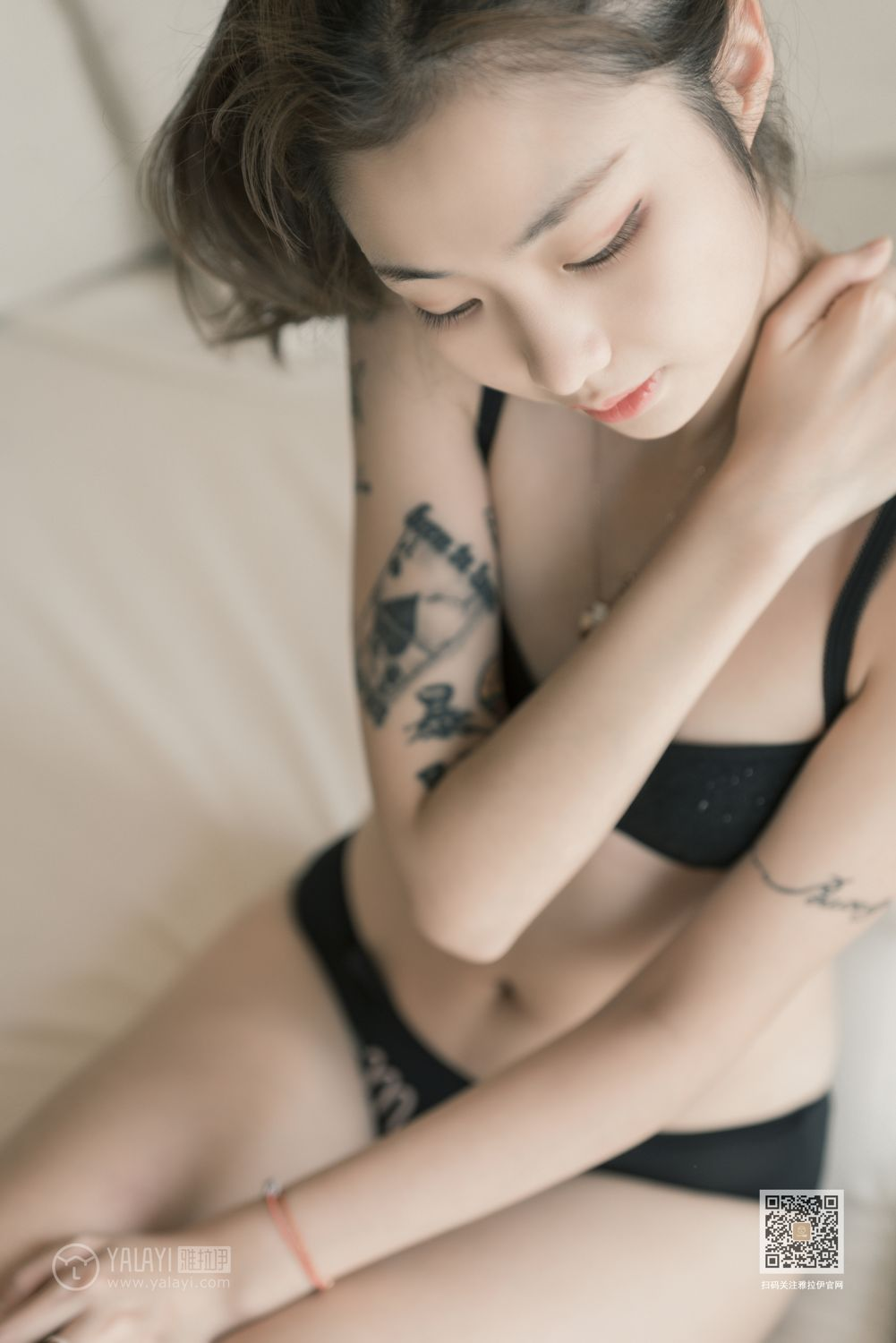 YALAYI Vol. 452 Tattoo Girl