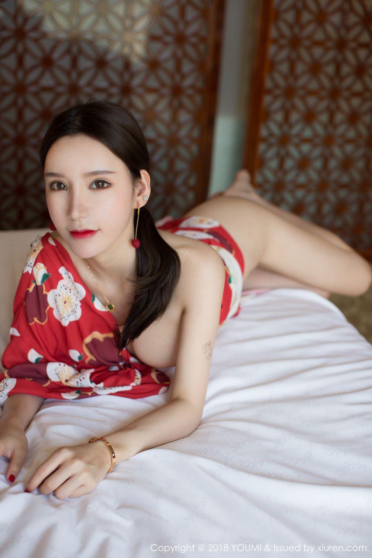 YouMi Vol. 190 Zhou Yu Xi