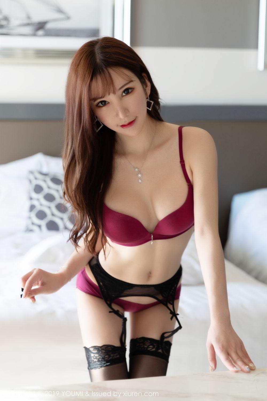 YouMi Vol. 343 Zhou Yu Xi