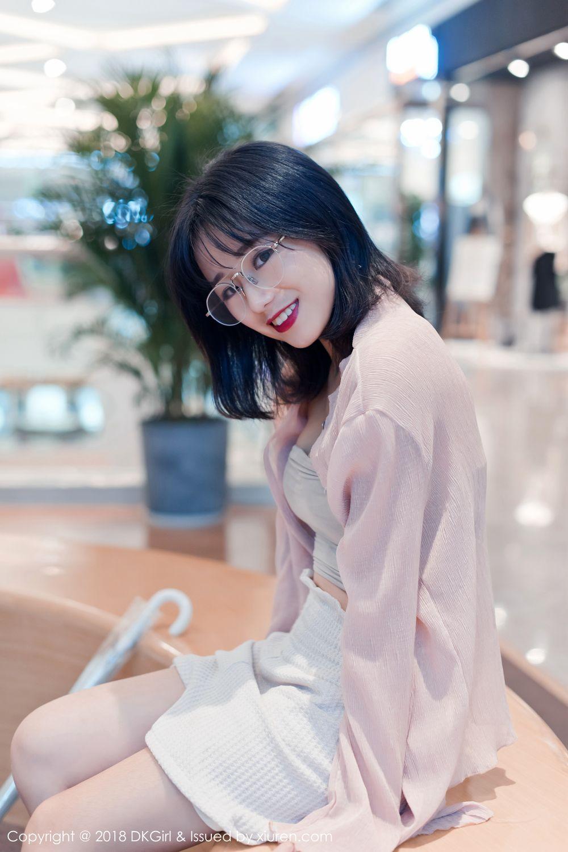 DKGirl Vol. 071 Cang Jing You Xiang