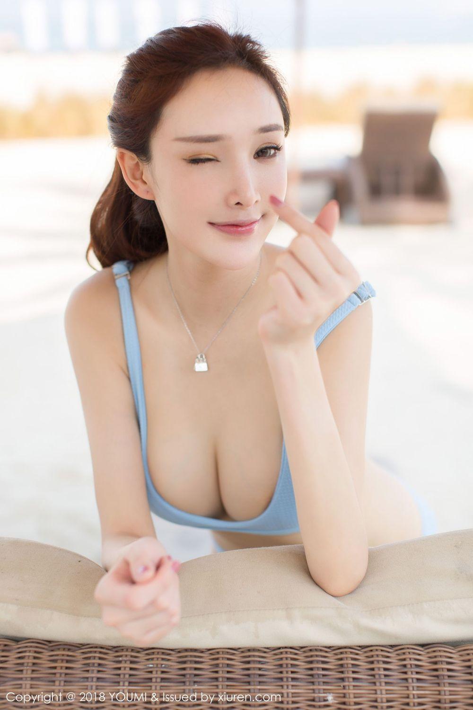 YouMi Vol. 106 Zhou Yan Xi