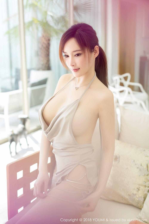 YouMi Vol. 161 Zhou Yan Xi