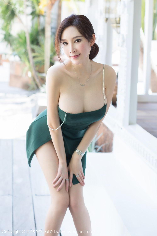 YouMi Vol. 188 Zhou Yan Xi