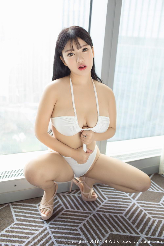 YouWu Vol. 142 Lu Lu Xiao Miao