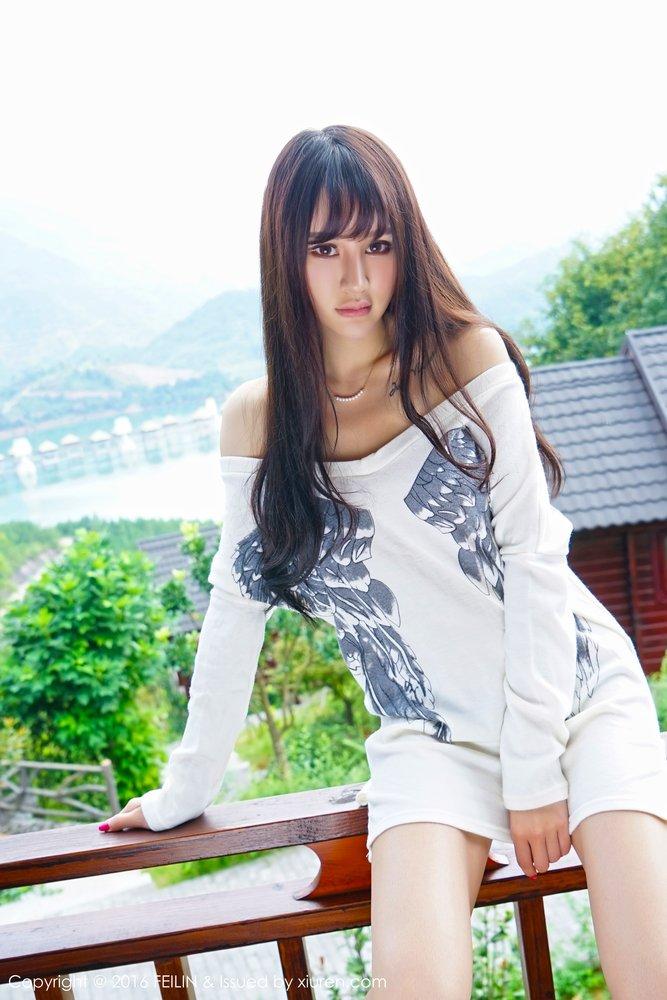 FeiLin Vol. 053 Cheryl Qing Shu