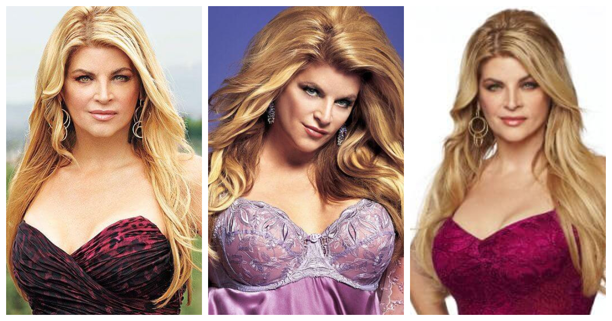 60+ Hot Pictures Of Kirstie Alley Which Are Absolutely Gorgeous