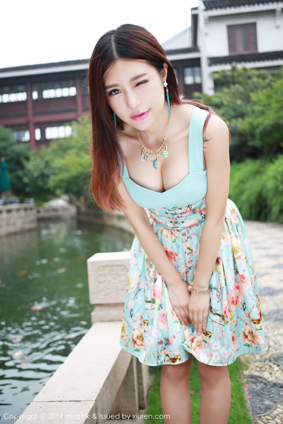 MyGirl Vol. 401 Qi Li Jia - Best Hot Girls