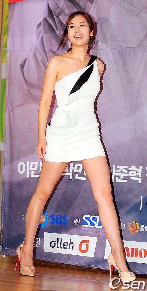 49 hot photos of Park Min Young that will make your hands