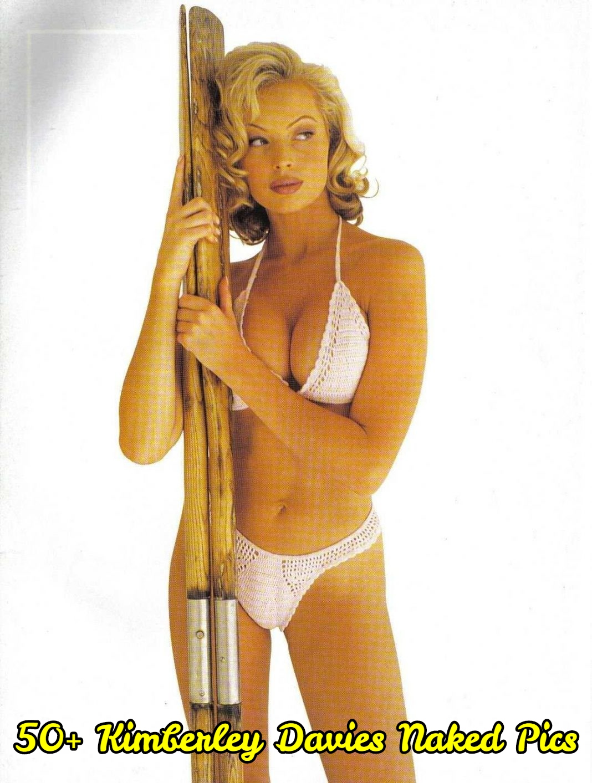 Kimberley Davies  nackt