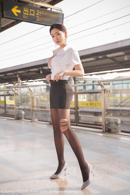 XiuRen Vol.2202 Shen Meng Yao