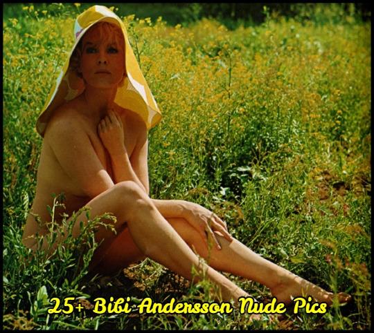 Andersson nackt Bibi  silvae: Bibi