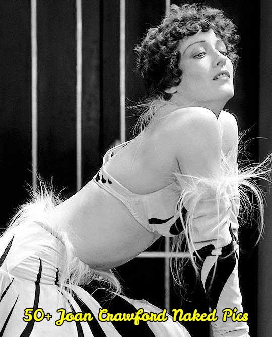 Joan Crawford  nackt