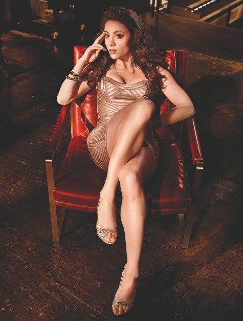 Gibson nackt Leah  Leah Remini