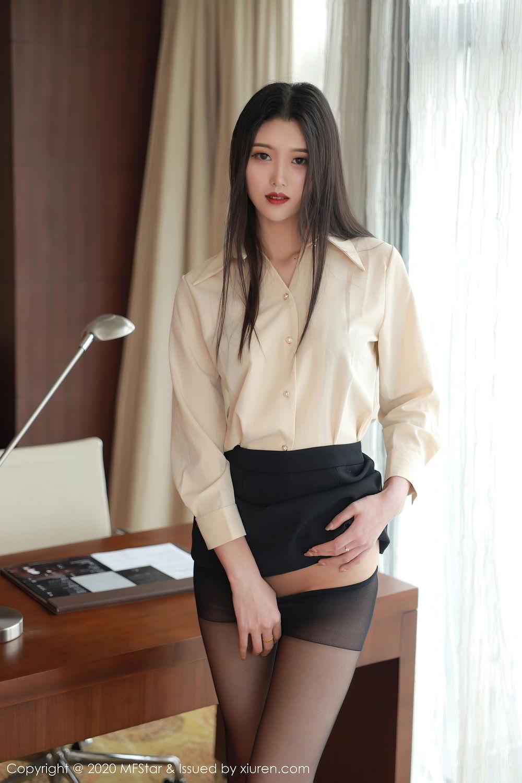 [MFStar] Vol.341 Chen Yi Han