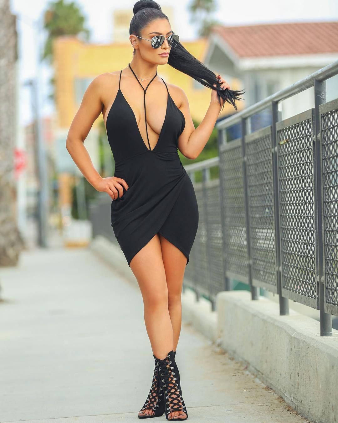60+ Sexy Eva Marie Boobs Pictures Which Are Sure To Win ...