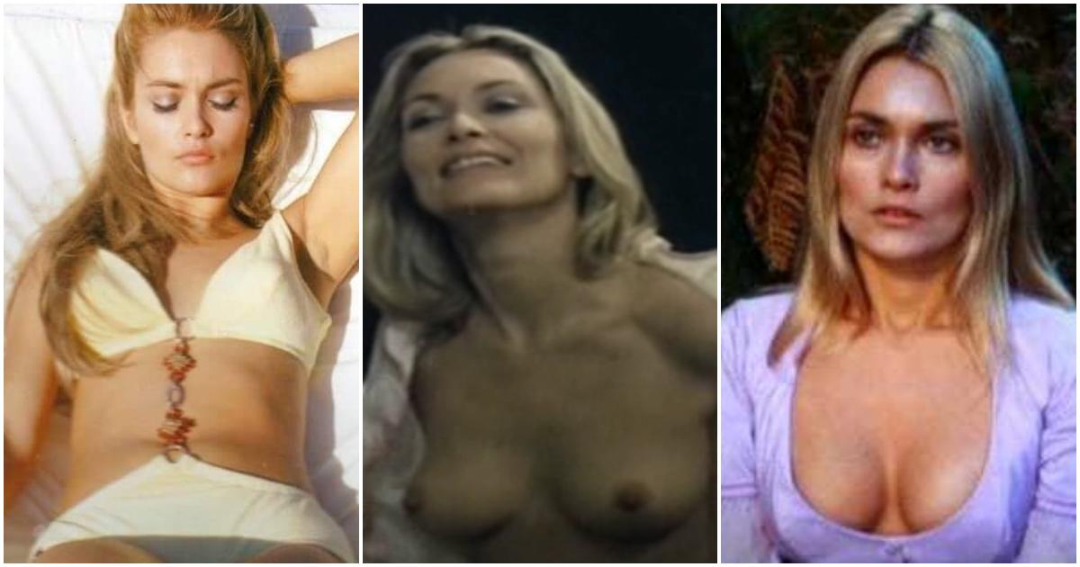 Alexandra Bastedo  nackt