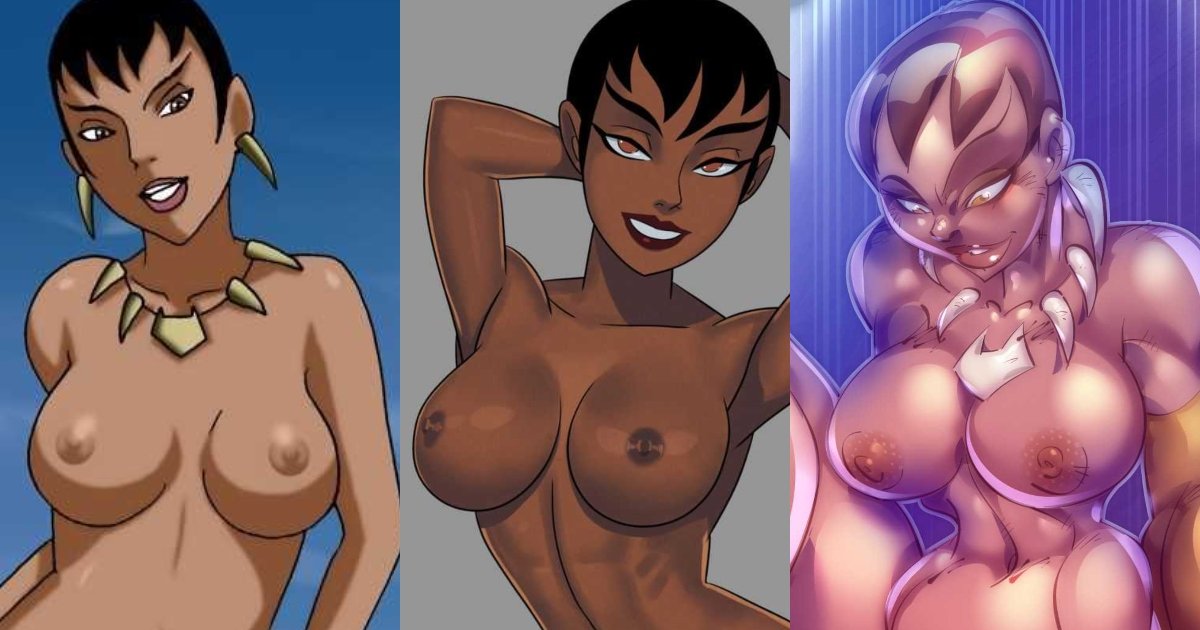 Nude vixen Alluring Vixens