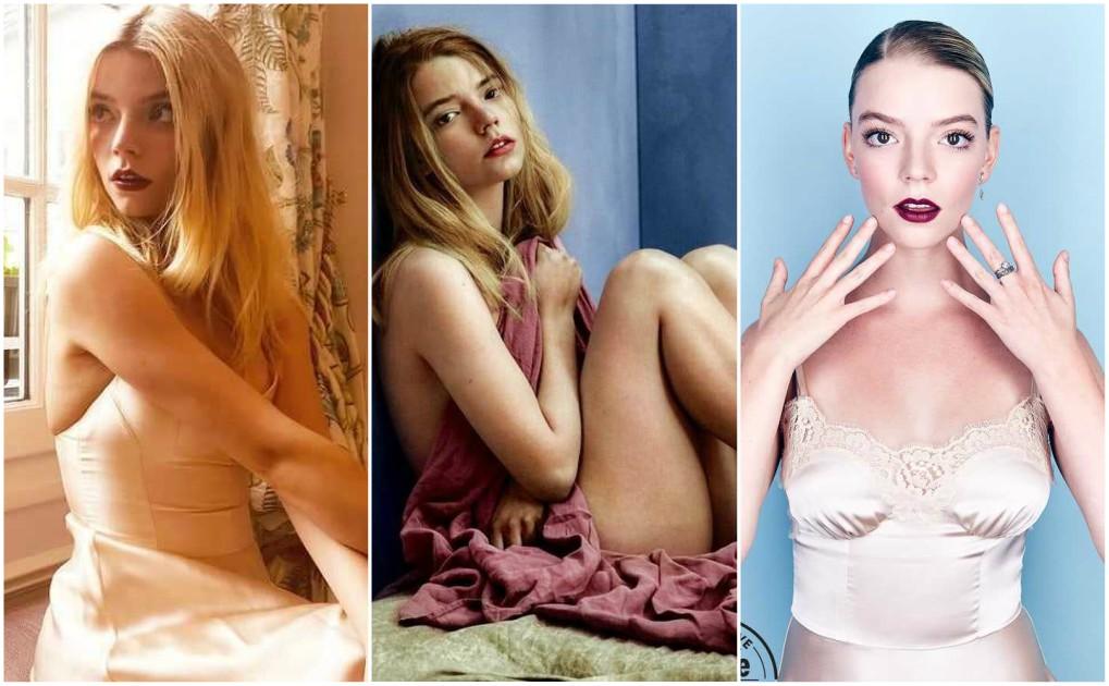 Taylor-joy naked anya Hot Leak