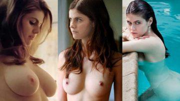 Alexandra daddario sex scene