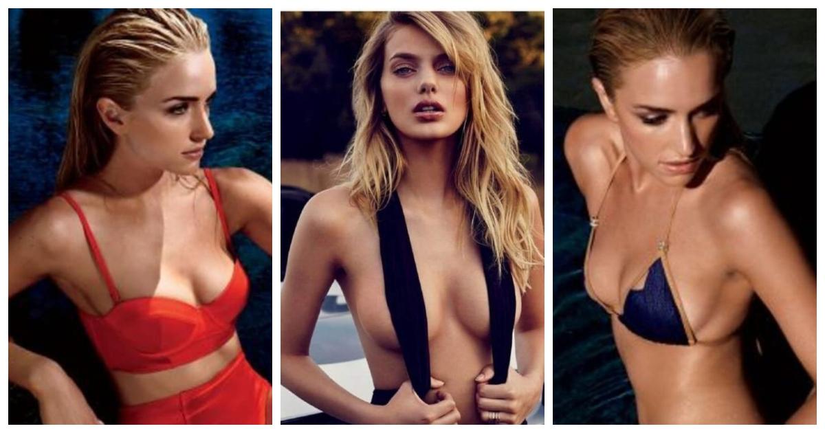 Brianne Howey Nude