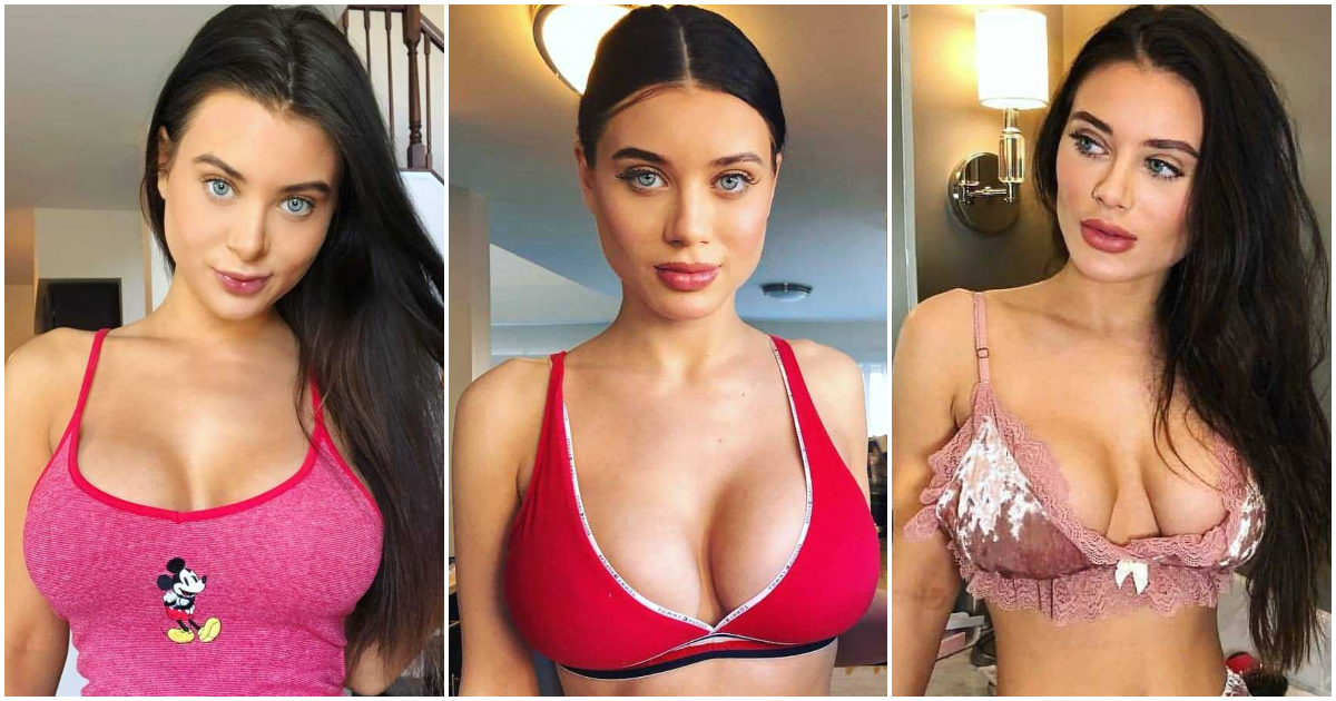 Lana Rhoades Before And After